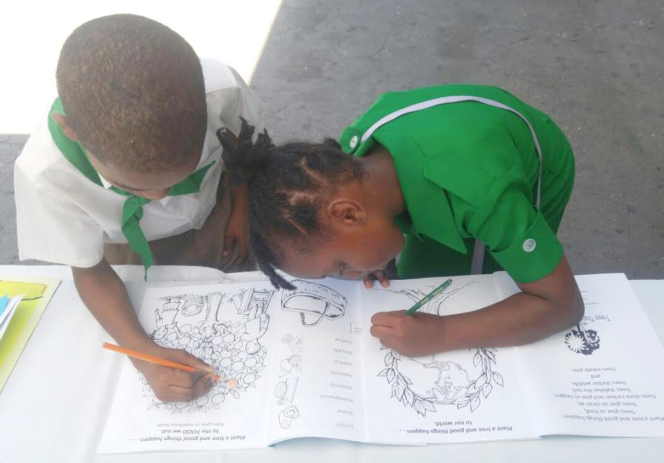 ColoringBookJamaicanStudents